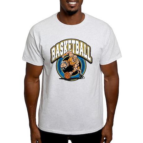 men 39 s basketball logo t shirt by megasportsfan
