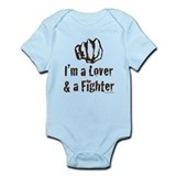 I'm A Lover And A Fighter MMA Bodies Bébés