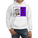Who's Got The Pot Hooded Sweatshirt