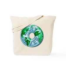 Earth Saver Environmental Tote Bag