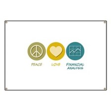 Peace Love Financial Analysis Banner