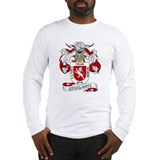 Escalante Family Crest Long Sleeve T-Shirt