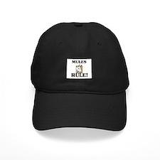 Mules Rule! Baseball Hat