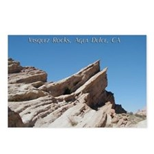 Helaine's Vasquez Rocks Postcards (Package of 8)