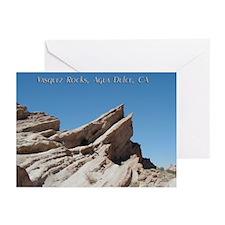 Helaine's Vasquez Rocks Greeting Cards (Pk of 20)