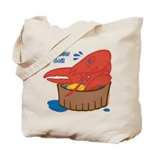 Lobster Boil Tote Bag