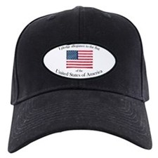 Pledge of Allegiance Baseball Hat