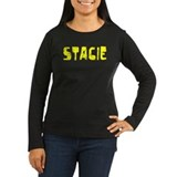 Stacie Faded (Gold) T-Shirt
