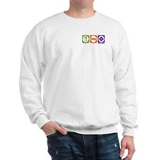 Eat Sleep Endocrinology Sweatshirt