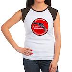 INfringement-4b Women's Cap Sleeve T-Shirt