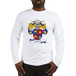 Fabra Family Crest Long Sleeve T-Shirt
