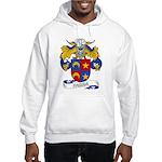 Fabra Family Crest Hooded Sweatshirt