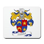 Fabra Family Crest Mousepad