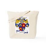 Fabra Family Crest Tote Bag