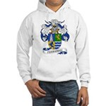 Fernandez Family Crest Hooded Sweatshirt