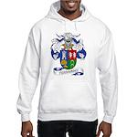 Ferrandez Family Crest Hooded Sweatshirt