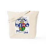 Ferrandez Family Crest Tote Bag