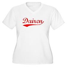 Vintage Dairen (Red) T-Shirt
