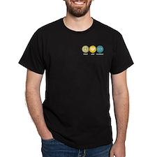 Peace Love Electronics T-Shirt
