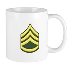 Sergeant Major Mug