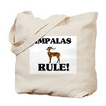 Impalas Rule! Tote Bag