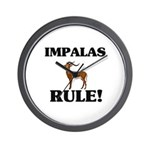 Impalas Rule! Wall Clock