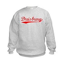 Vintage Duisburg (Red) Sweatshirt