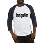 Immigration Baseball Jersey