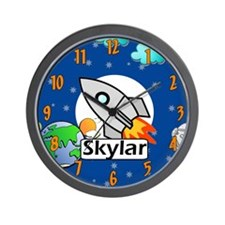 Skylar's Wall Clock