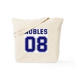 Nobles 08 Tote Bag