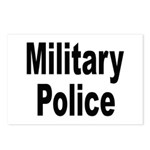 Military Police Postcards (Package of 8)