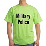 Military Police Green T-Shirt
