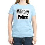 Military Police (Front) Women's Pink T-Shirt
