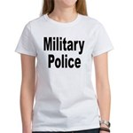 Military Police (Front) Women's T-Shirt