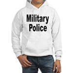 Military Police (Front) Hooded Sweatshirt
