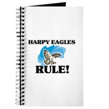 Harpy Eagles Rule! Journal