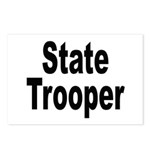 State Trooper Postcards (Package of 8)