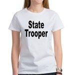 State Trooper Women's T-Shirt