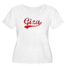 Vintage Giza (Red) T-Shirt