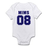 Mims 08 Infant Bodysuit