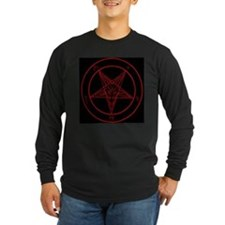 Baphomet Long Sleeve T-Shirt