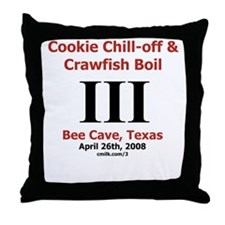 Funny Chill Throw Pillow