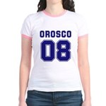 Orosco 08 Jr. Ringer T-Shirt
