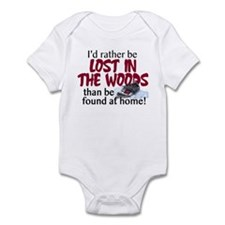 Lost in the Woods Infant Bodysuit