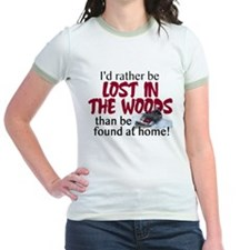 Lost in the Woods T