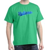 Retro Yuliana (Blue) T-Shirt