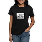 Date with my Crochet Hook Women's Dark T-Shirt