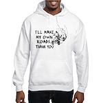 Make My Own Roads Hooded Sweatshirt