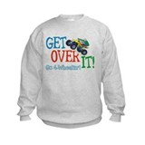 Get Over It - 4 Wheeling Sweatshirt