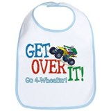 Get Over It - 4 Wheeling Bib